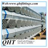 Tubo d'acciaio galvanizzato tuffato caldo di Gi del grado Q235