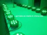 50% fuori dall'indicatore luminoso esterno impermeabile di PARITÀ di vendite 12PCS LED di promozione di sconto