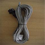 Запатентованный фабрикой кабель топления гада высокого качества силикона