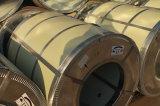 Estructura de acero que construye la bobina PPGL/PPGI del tubo del acero inoxidable