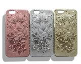 Cajas del teléfono del modelo TPU del leopardo del guepardo para la galaxia J1ace J5 J7 (XSDD-027) de Samsung del iPhone 6