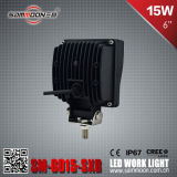 6 인치 15W 크리 말 LED Car Work Driving Light (SM-6015-SXB)