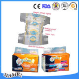 아프리카에 있는 2016 최신 Sell Quality Disposable Baby Diaper