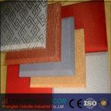 Painel acústico da tela do painel de Colorbo Telastic