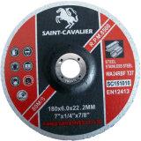 연마재 바퀴, 금속 180X6.0X22.23를 위한 회전 숫돌