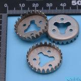 De gestempelde Componenten van de Filter met Gekwalificeerde ISO