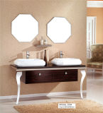 Retro Bathroom Furniture Made in China mit Bathroom Mirror