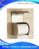 Supporto di carta igienica della toilette con Nizza il disegno