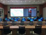 Visualizzazione dell'interno di colore completo LED di P5 320*160