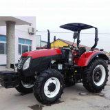 Ytoエンジンを搭載する100HP 110HP 4WDの農場の小型トラクター