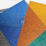 Farbiges PC geprägtes Blatt-Plastikpolycarbonat-dekoratives Panel