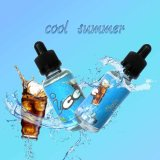 Suco do conta-gotas E do frasco de vidro para o E-Líquido do E-Cigarro