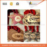 De in het groot Goedkope Druk van Kerstmis van de Douane hangt Markering