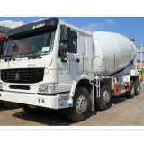 8m3 Meters Concrete Mixer Truck、中国HOWO Concrete Mixer Truck