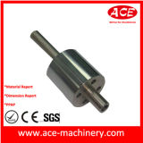 CNC Drechseln des Stahlteils