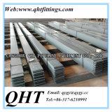 ASTM A283 Ss400 S235jr warm gewalzter flacher Stahlstab