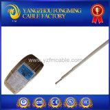 alambre eléctrico resistente al fuego de alta temperatura 10AWG de 550deg c