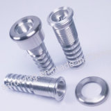 Aluminum Ball Screw를 위한 CNC Machined Part