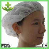 Casquillo quirúrgico PP de la red de pelo de Mingerkang no tejido