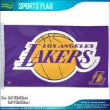 농구경기 스포츠 팀 로고 디자인 깃발 (J-NF01F09042)