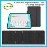3 Falten-Kippen Samrt Schlaf-Tablette-Kasten für iPad
