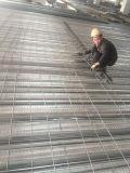 Zusammengesetzter Stahlplattform-Bodenbelag mit Beton