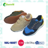 Sports Shoes das crianças com Nubuck Upper (BGM--04)