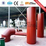 Secador rotatorio del serrín de la alta calidad el 1.2*12m de Yufeng