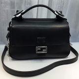 Sacos do mensageiro com as bolsas de couro Emg4681 das mulheres Chain do saco de ombro
