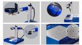 Машина маркировки лазера волокна аттестации ISO