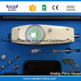 Einfacher bedienter hohe Präzisions-analoger Gegentaktzugkraftmesser