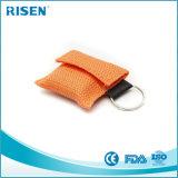 Het Masker van het Gezicht CPR met Keychain/CPR de Sleutelring van het Leven Ring/CPR