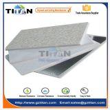 Прокатанные винилом плитки потолка гипса алюминиевой фольги