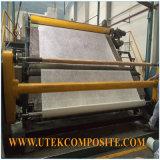 Estera tajada polvo del hilo de la fibra de vidrio del ECR