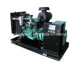 60kVA 물 냉각 AC 3 단계 디젤 엔진 ATS 방음 발전기