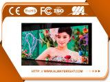 Buena venta y la mejor pantalla de visualización de interior de LED del precio P6