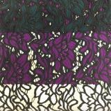 Tessuto del merletto del jacquard di alta qualità per il vestito dalle signore