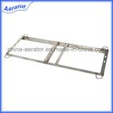 Armature carrée hérissée de Stents d'acier inoxydable pour l'aérateur