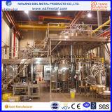 Plataforma de acero del almacenaje de múltiples capas popular (EBILMETAL-SP)