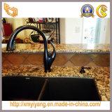 Gabinete de cozinha Giallo Fiorito Golden Granite