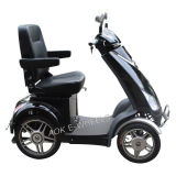 Bicicleta elétrica de quatro rodas para a pessoa idosa e os deficientes motores