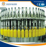 Machine de remplissage de bouteilles chaude