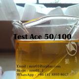 Acetato puro da testosterona do pó dos esteróides Injectable sintéticos com entrega da segurança