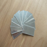 Da folha acrílica de prata adesiva do espelho da decoração do casamento folha plástica do espelho