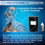 Operating facile Mold Making Silicone Rubber con Different Hardness