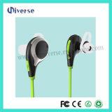 OEM продуктов патента признавает шум V4.1 отменяя наушник Sweatproot беспроволочный Bluetooth спорта