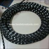El alambre del diamante Ws-1 vio para ajustar del bloque del granito (11/11.5m m)