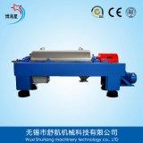 Máquina automática do centrifugador da desidratação da lama
