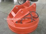 鋼鉄スクラップのヤードのための掘削機の磁石(日本で使用される)