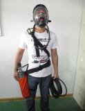 Aparato respiratorio Eebd del escape Emergency de la lucha contra el fuego con la línea etiqueta y la conexión del desbloquear rápido